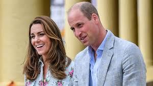 Prince William's Roving Eye