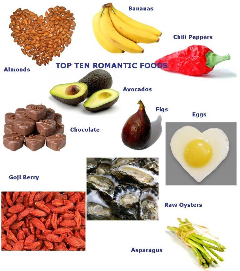 Food Can Improve Sex