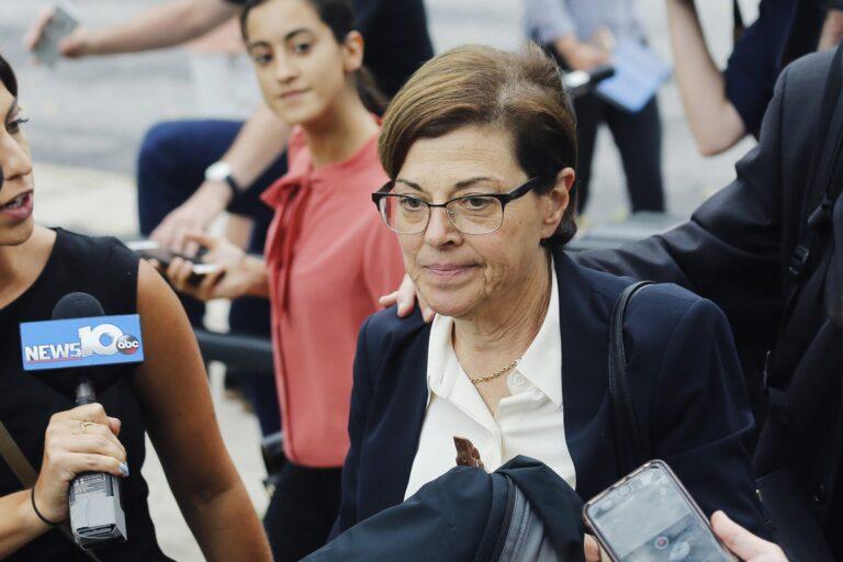 NXIVM's Nancy Salzman Sentenced